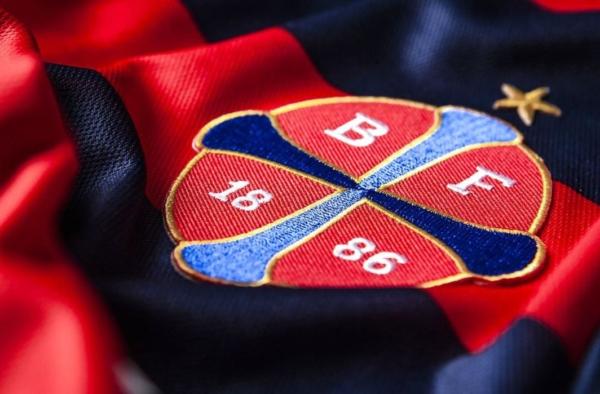 Logo på trøje